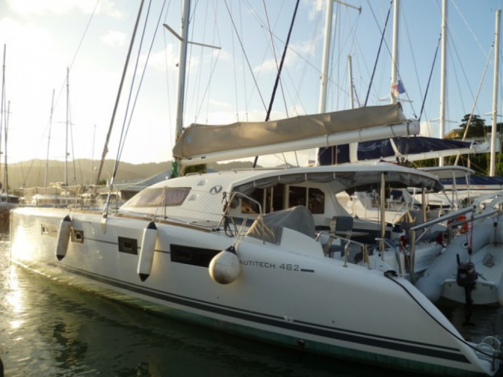 Location yacht à Martinique - Nautitech Nautitech 482 sur SamBoat