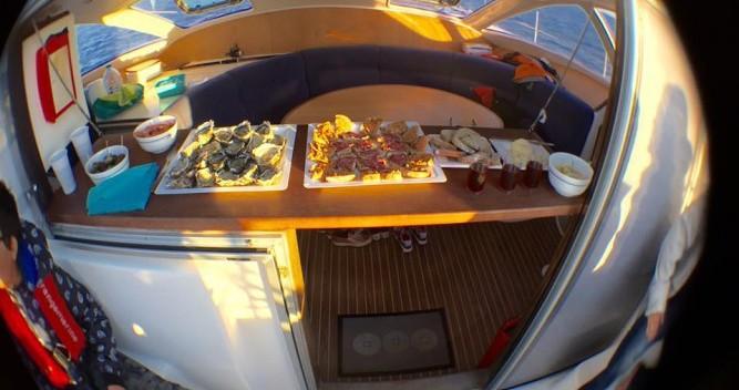 Location yacht à La Rochelle - Catana Catana 381 sur SamBoat