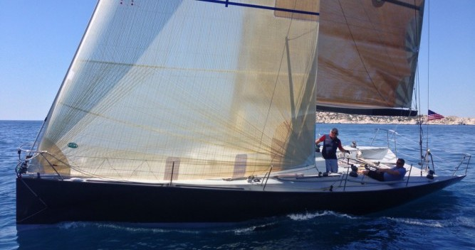 noleggio Barca a vela Marsiglia - Jeanneau JTA 40