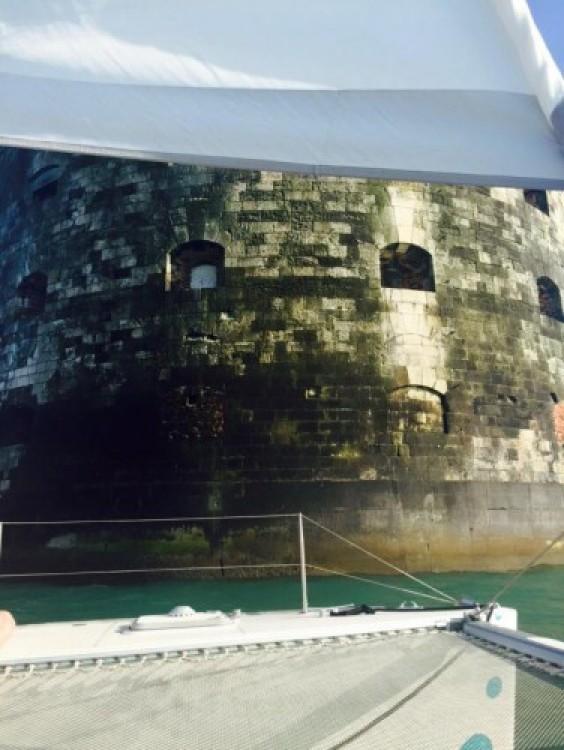 noleggio Catamararno La Rochelle - Catana Catana 381