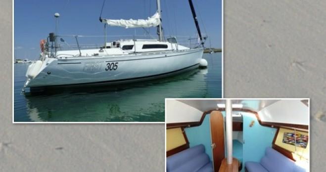 Yacht-Charter in Bénodet - Bénéteau First 305 auf SamBoat