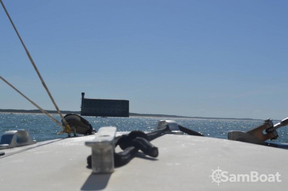 Noleggio Catamararno Catana con un permesso di