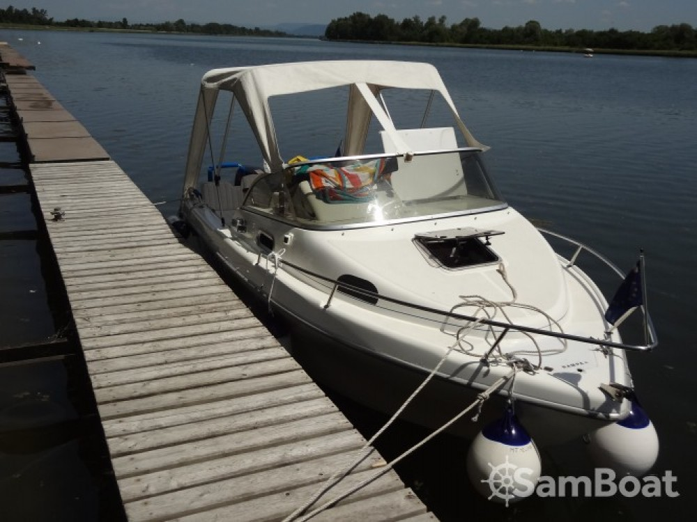 Sessa Marine Oyster 18 te huur van particulier of professional in Neuf-Brisach
