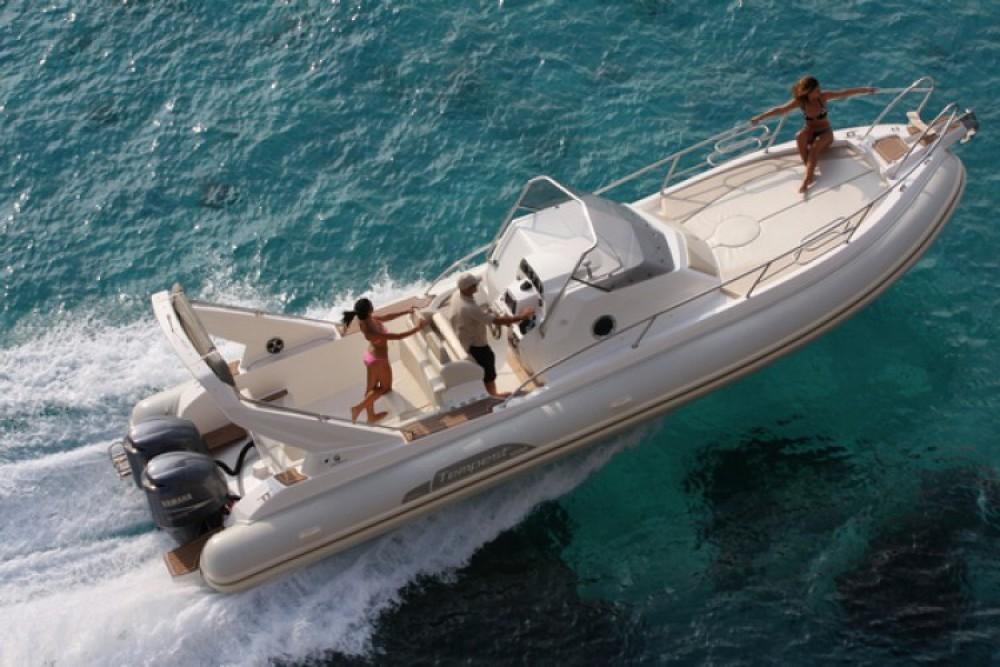 Huur Rubberboot met of zonder schipper Capelli in Ajaccio