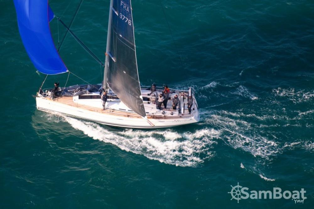 Location bateau La Grande-Motte pas cher First 45