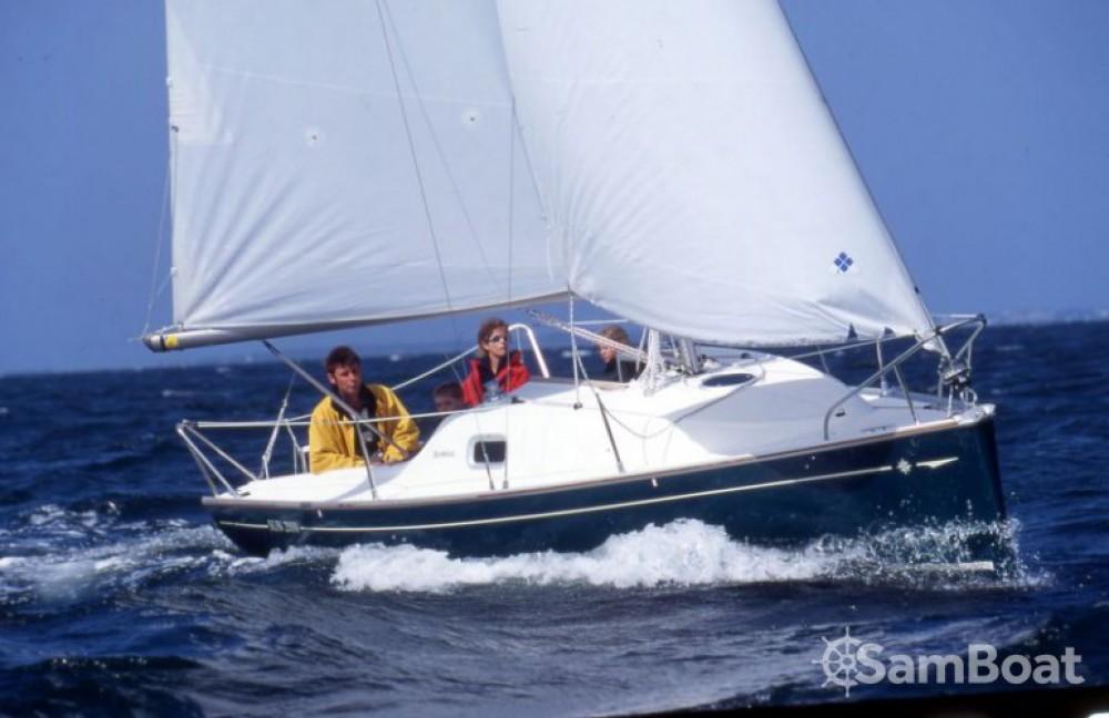 Jeanneau Sun 2000 entre particulares y profesional Andernos-les-Bains