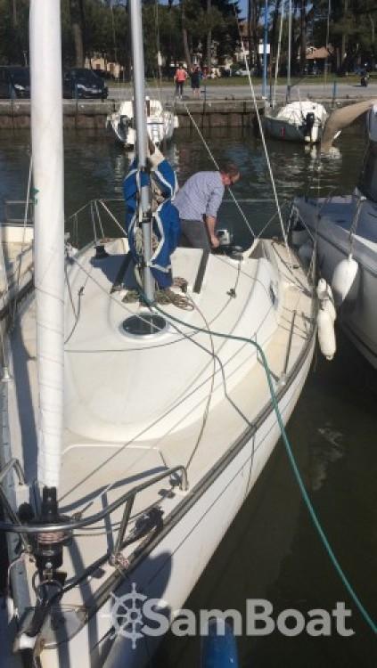 Location bateau Jeanneau Sun 2000 à Andernos-les-Bains sur Samboat