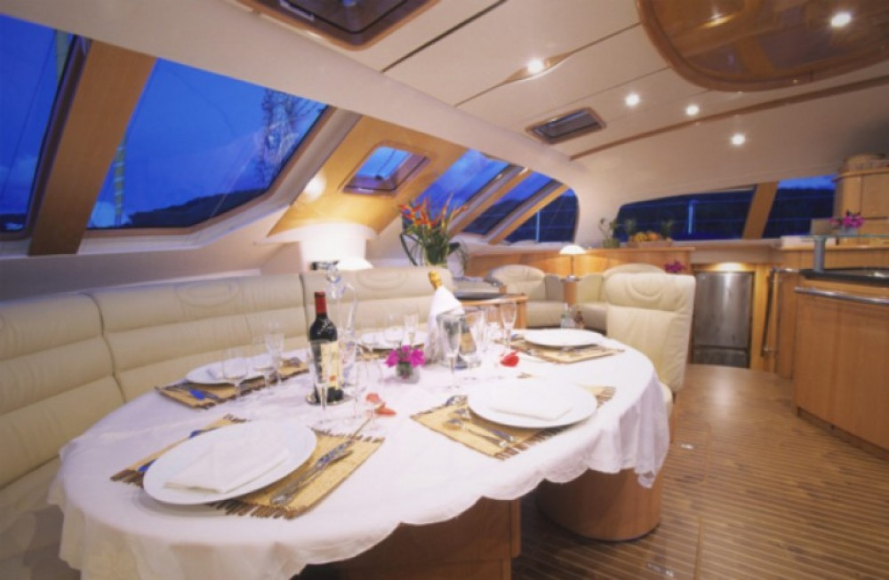Location Catamaran Alliaura-Marine avec permis
