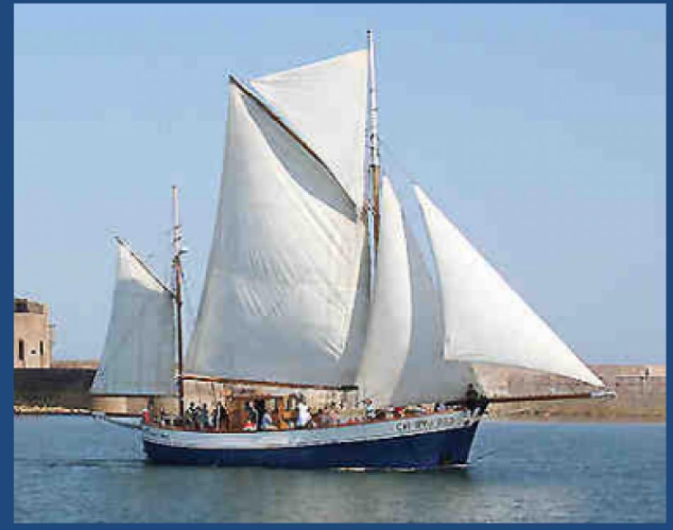 Rental Sailboat in Granville - Iroko-Et-Chene Dundee