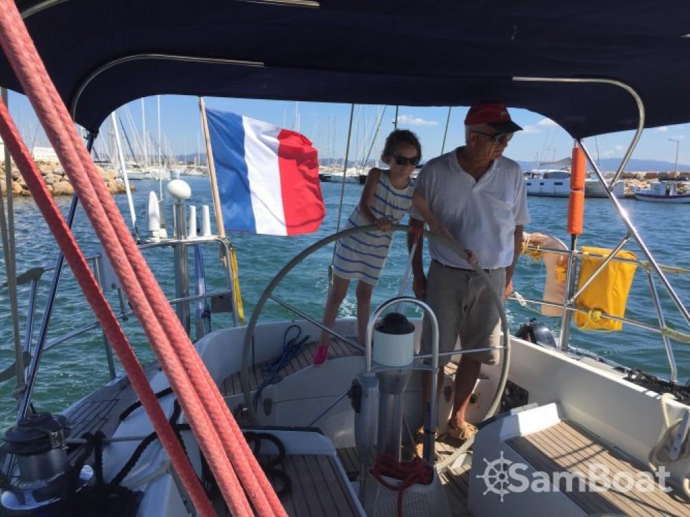 Location bateau Bénéteau First 456 à Ajaccio sur Samboat