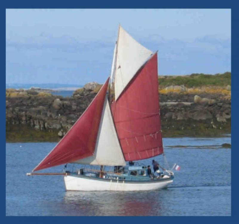 Noleggio Barca a vela con o senza skipper Chantier-Anfray-C Flamanville