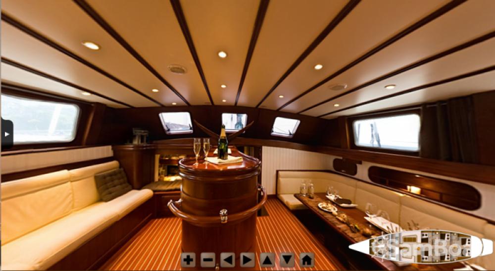 Huur Zeilboot met of zonder schipper Unique in Granville