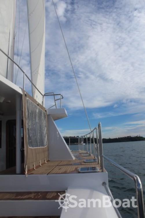 Yacht-Charter in Galle - Catamaran-Jade One off 52' auf SamBoat