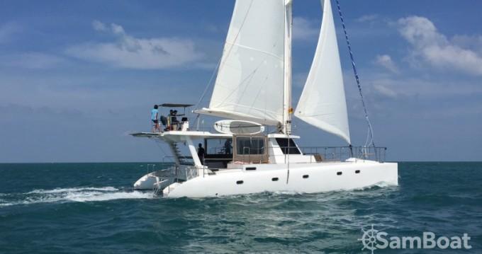 Catamaran à louer à Galle au meilleur prix