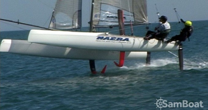 Location bateau Nacra Nacra F20 FCS à La Grande-Motte sur Samboat