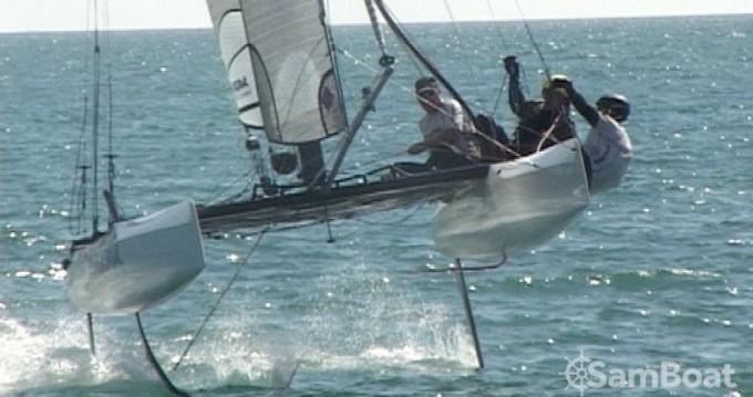 Louer Catamaran avec ou sans skipper Nacra à La Grande-Motte