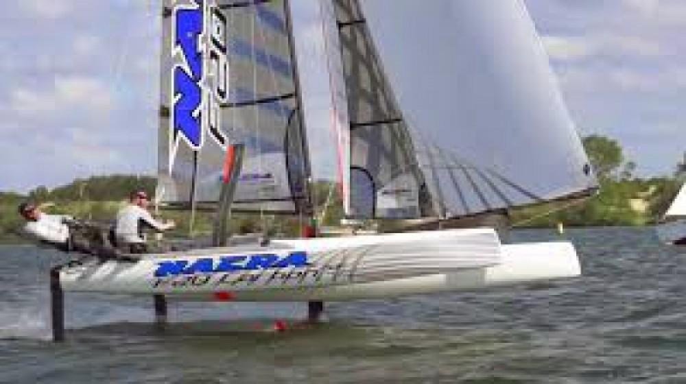 Location Catamaran à La Grande-Motte - Nacra Nacra F20 FCS