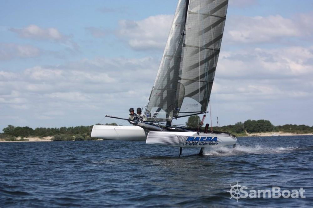 Location Catamaran Nacra avec permis