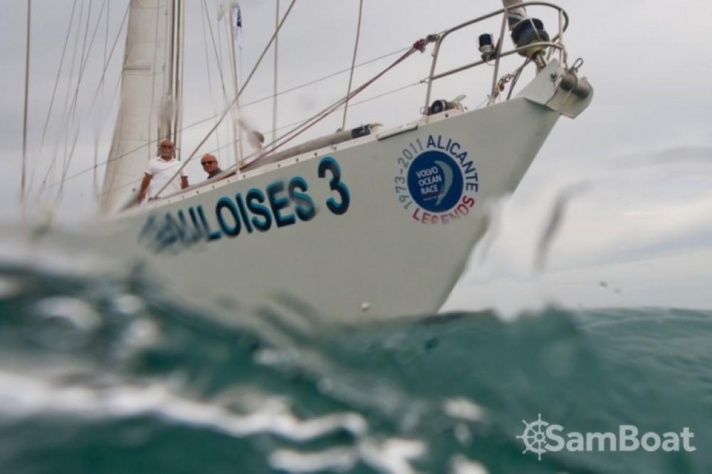 Vermietung Segelboot Pouvreau mit Führerschein