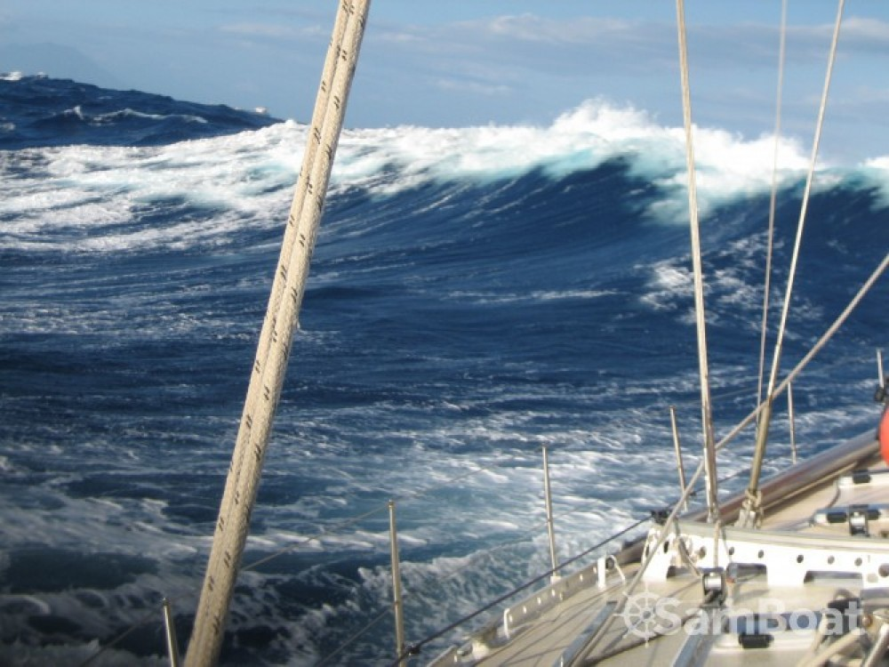Segelboot mieten in Antibes - Pouvreau Gauloises 3