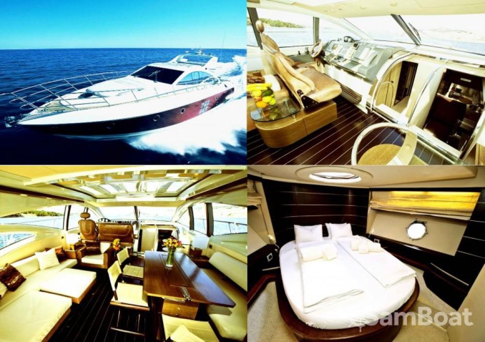 Yachten mit oder ohne Skipper Azimut mieten in Ajaccio