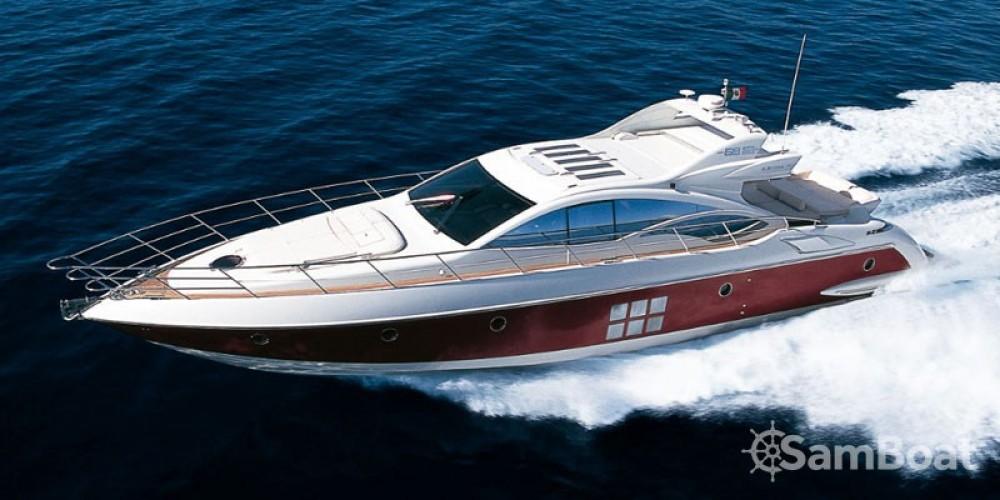 Location yacht à Ajaccio - Azimut Azimut 68 S sur SamBoat