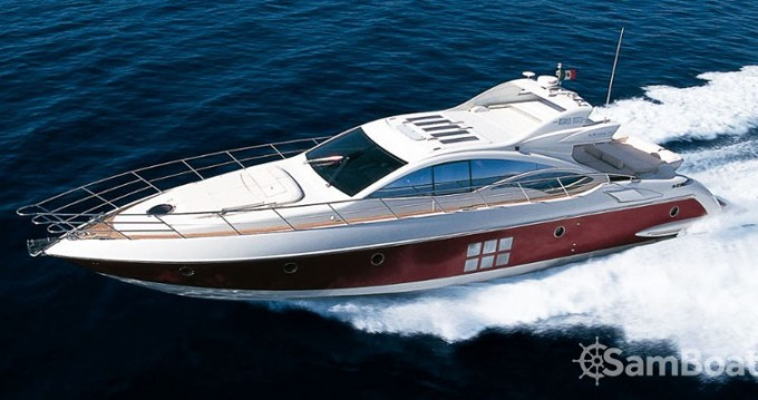 Louer Yacht avec ou sans skipper Azimut à Ajaccio