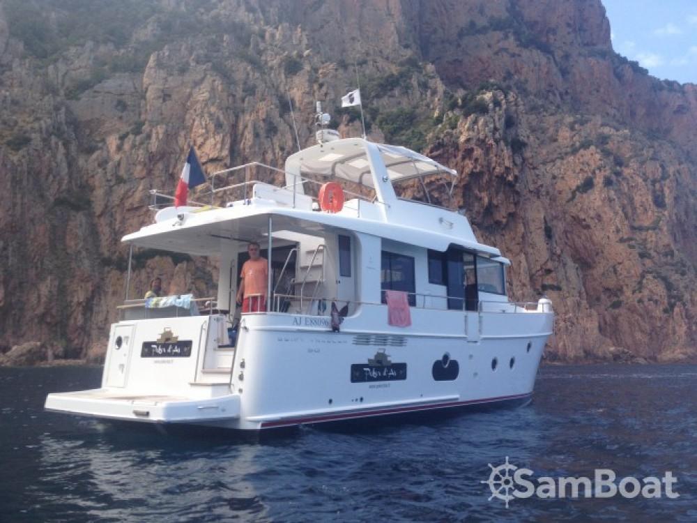 Jachthuur in Propriano - Bénéteau Swift Trawler 50 via SamBoat