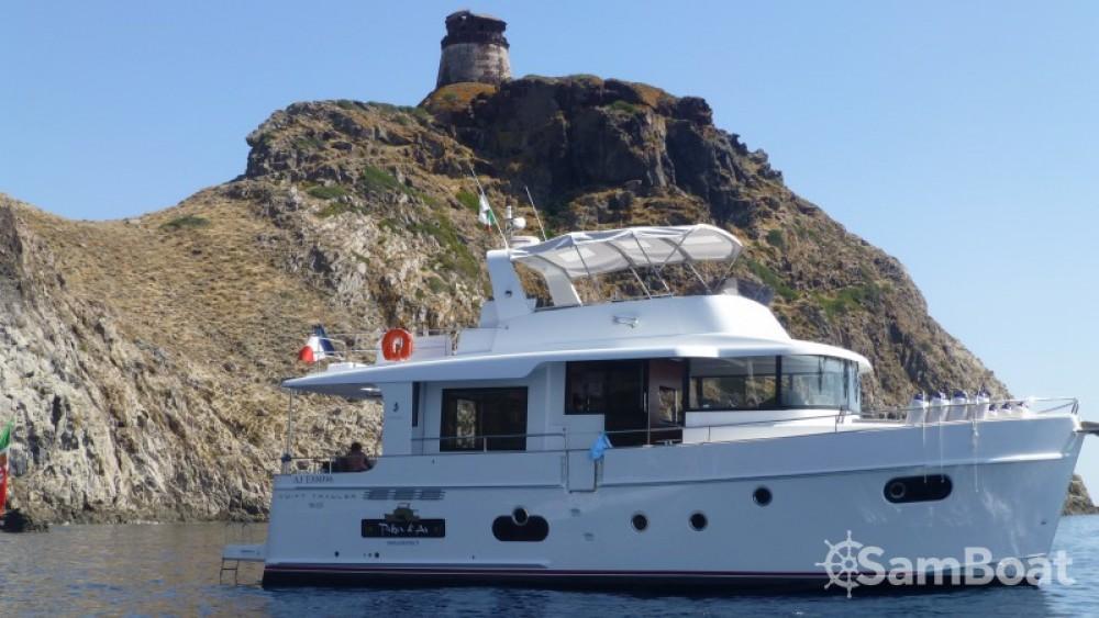 Bootverhuur Bénéteau Swift Trawler 50 in Propriano via SamBoat