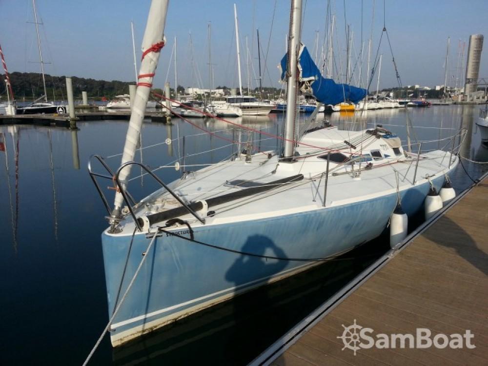 Louer Voilier avec ou sans skipper Pogo Structures à Lorient