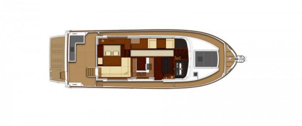 Huur Motorboot met of zonder schipper Bénéteau in Propriano