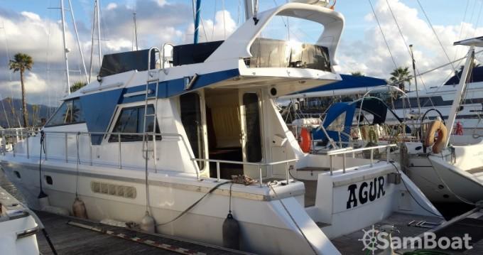 Louer Bateau à moteur avec ou sans skipper Gallart à Hendaye