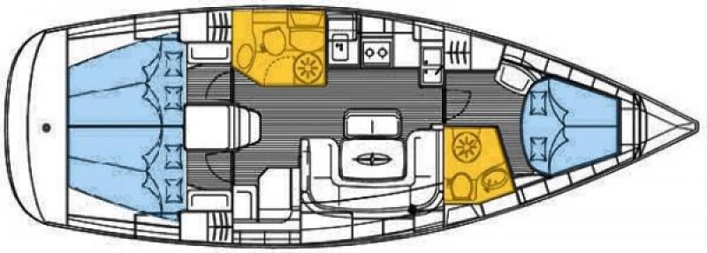 Rent a Bavaria Bavaria 39 Cruiser Olbia
