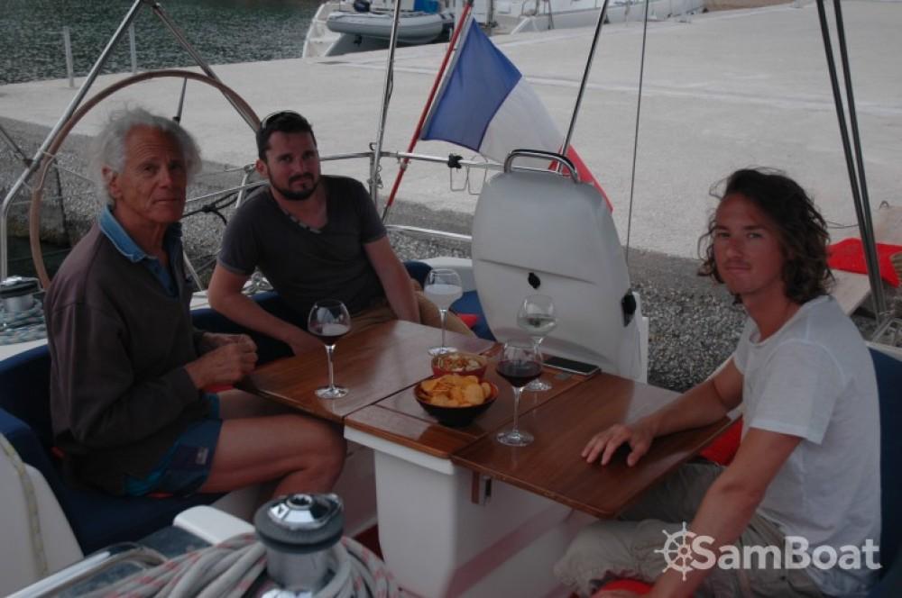 Boat rental Olbia cheap Bavaria 39 Cruiser