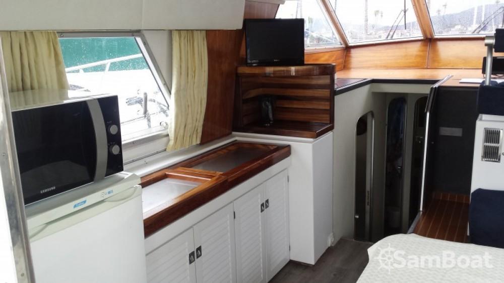 Location bateau Hendaye pas cher Gallart 13.50 MS