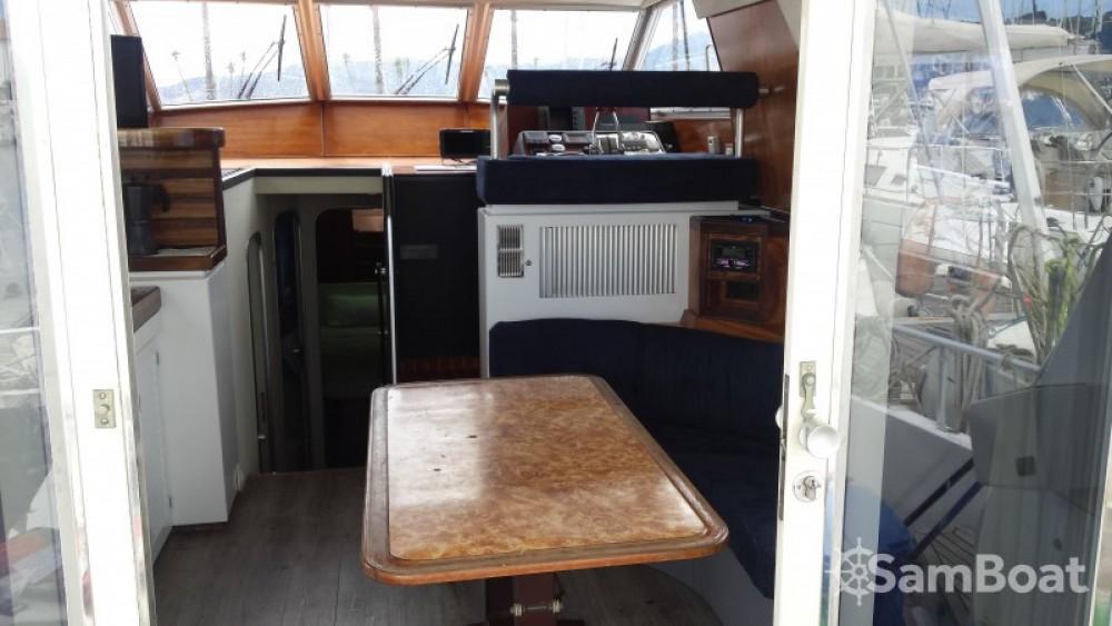 Huur Motorboot met of zonder schipper Gallart in Hendaye
