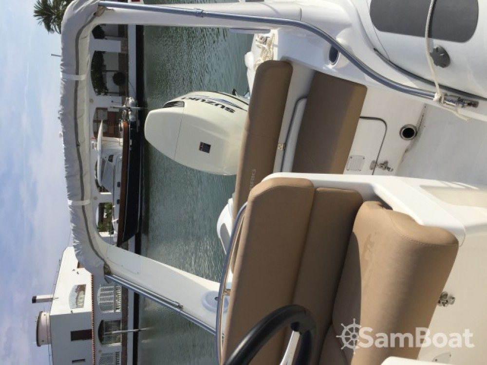 Yacht-Charter in Roses - Brig Eagle 650 auf SamBoat