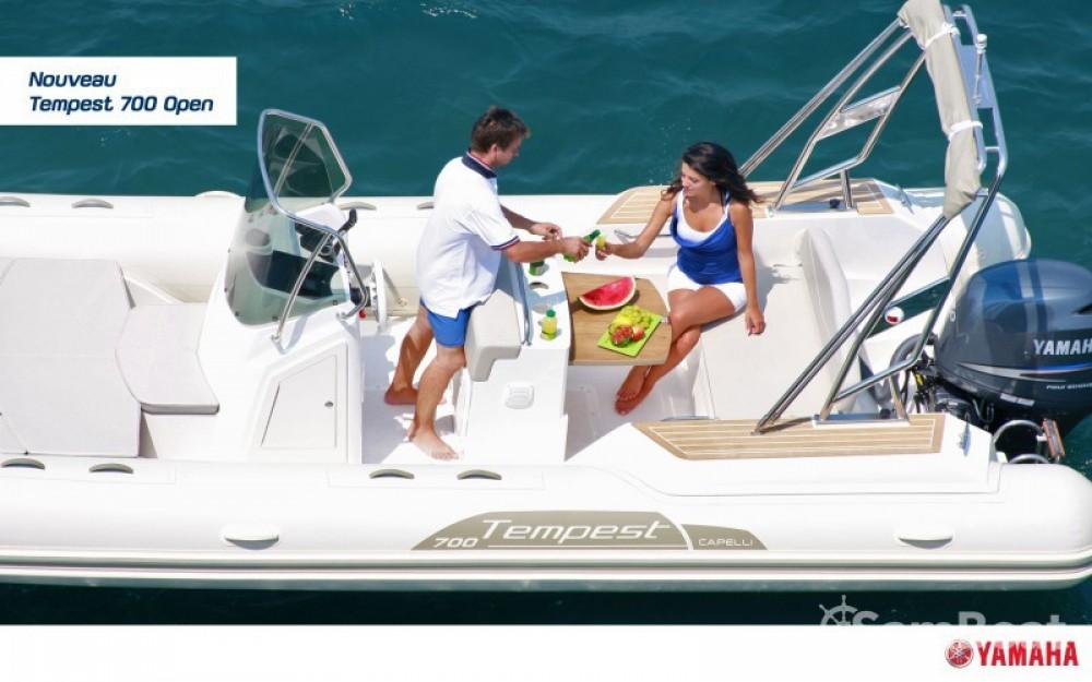 Location yacht à Castelló d'Empúries - Capelli Tempest 700 Sun sur SamBoat