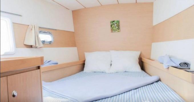 Location yacht à Ajaccio - Lagoon Lagoon 570 sur SamBoat