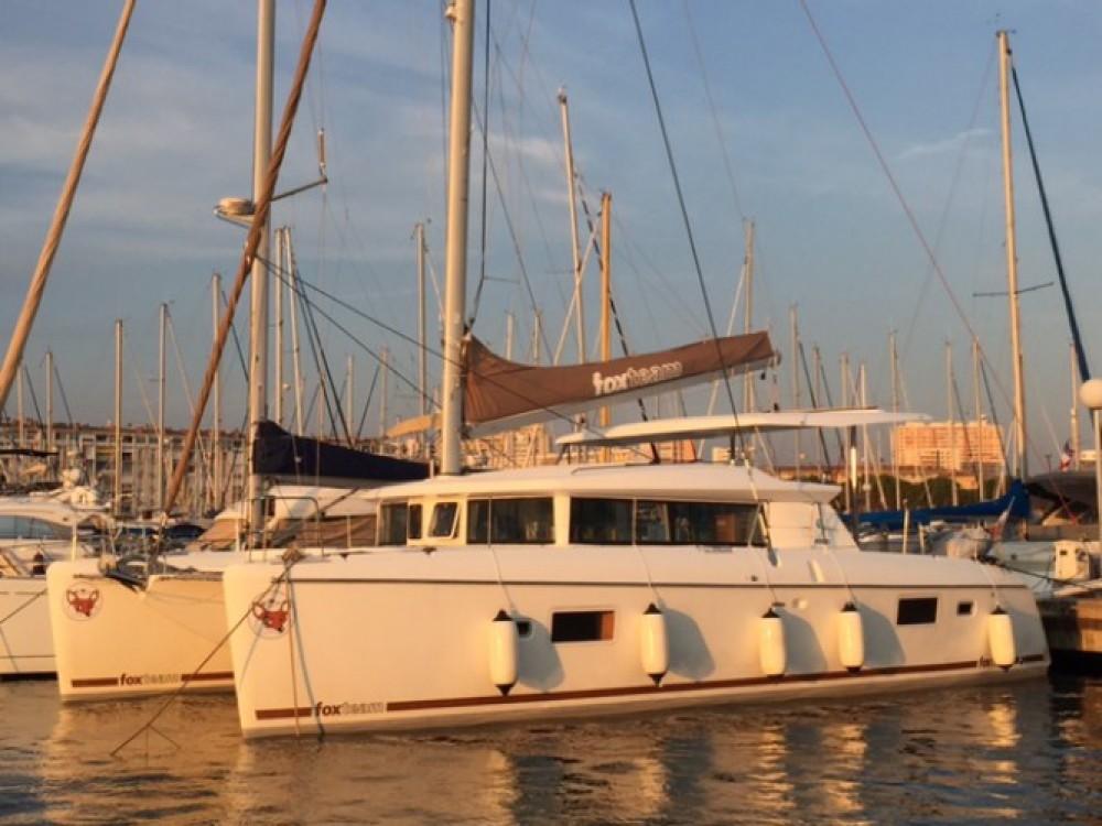 Bootverhuur Toulon goedkoop Lagoon 420
