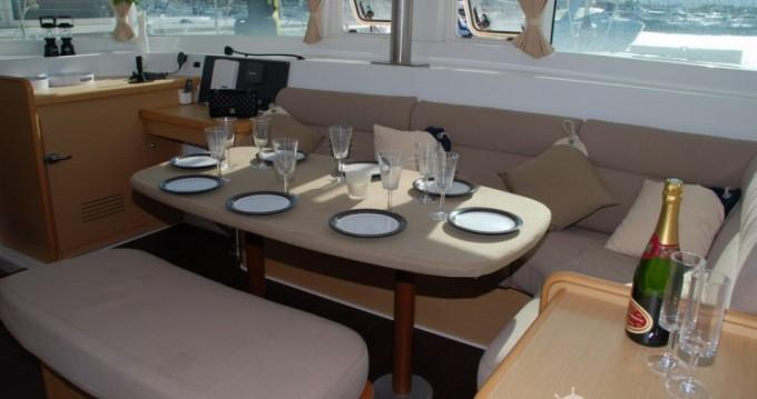 Location yacht à Toulon - Lagoon Lagoon 420 sur SamBoat