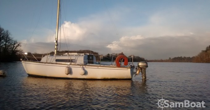 Hire Sailboat with or without skipper Dufour Nantes