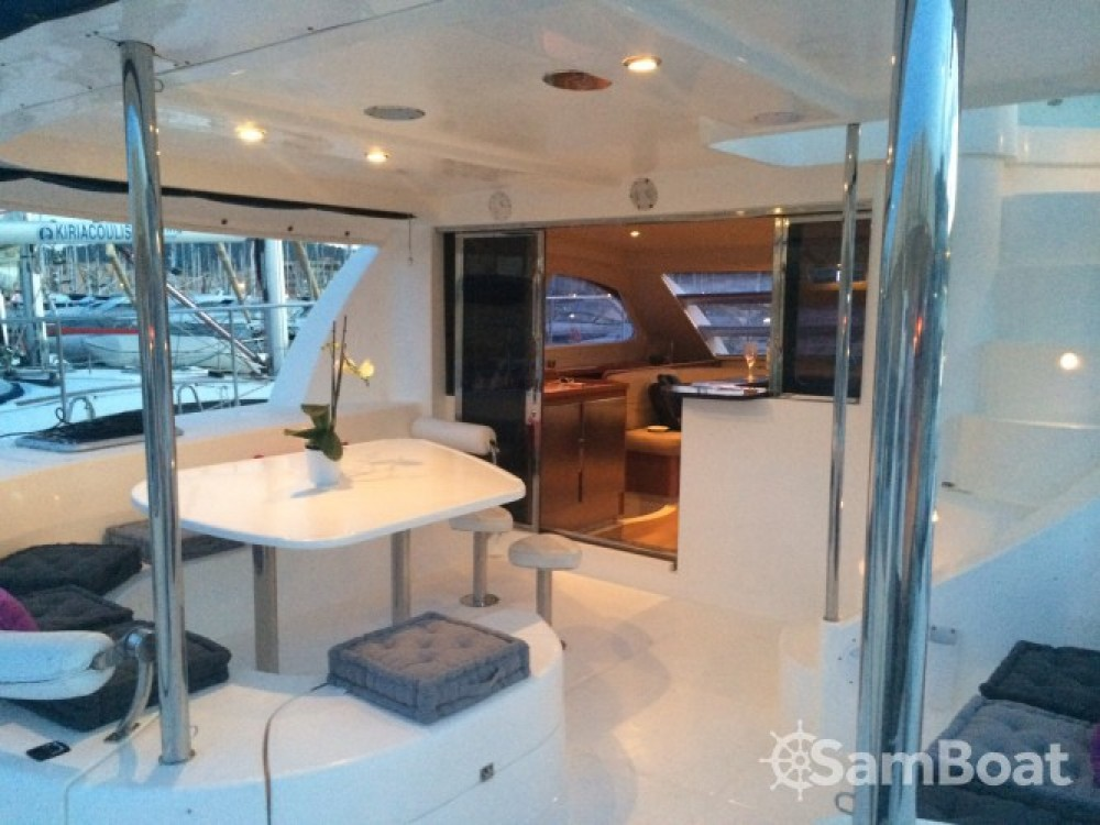 Yacht-Charter in Bormes-les-Mimosas - Robertson and Caine Leopard 47 PC auf SamBoat