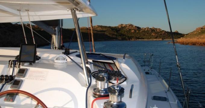 Location bateau Toulon pas cher Lagoon 420