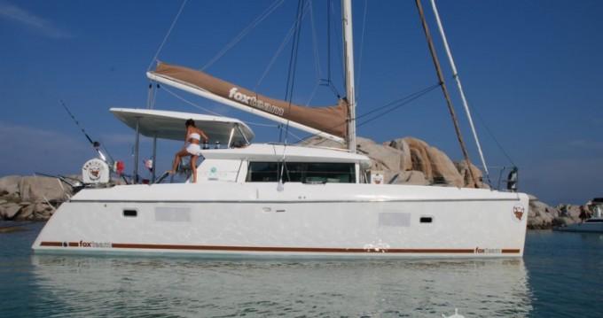 Louer Catamaran avec ou sans skipper Lagoon à Toulon