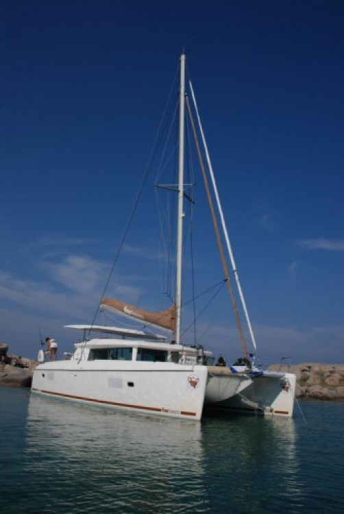 Rent a Lagoon Lagoon 420 Toulon