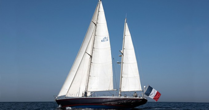 Boat rental Le Marin cheap Swan 65