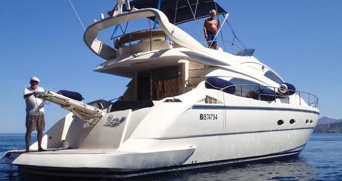 Rental yacht Fréjus - Aicon 56 on SamBoat