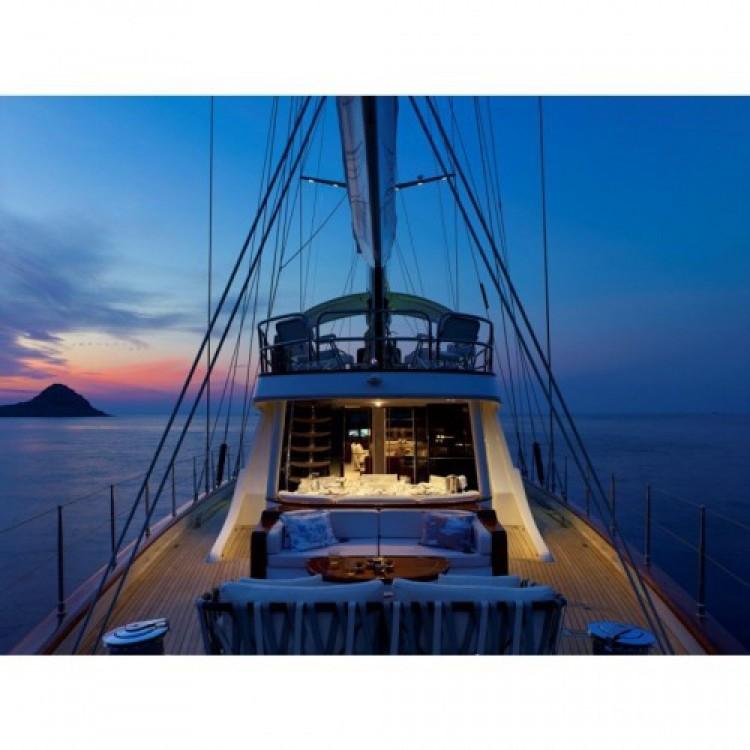 Verhuur Zeilboot in Marmaris - Super-Lux-Motorsailer GLORIOUS