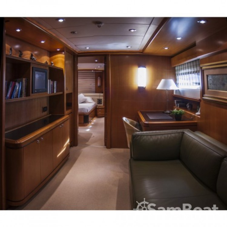 Louer Yacht avec ou sans skipper Crn-Yachts à Marmaris